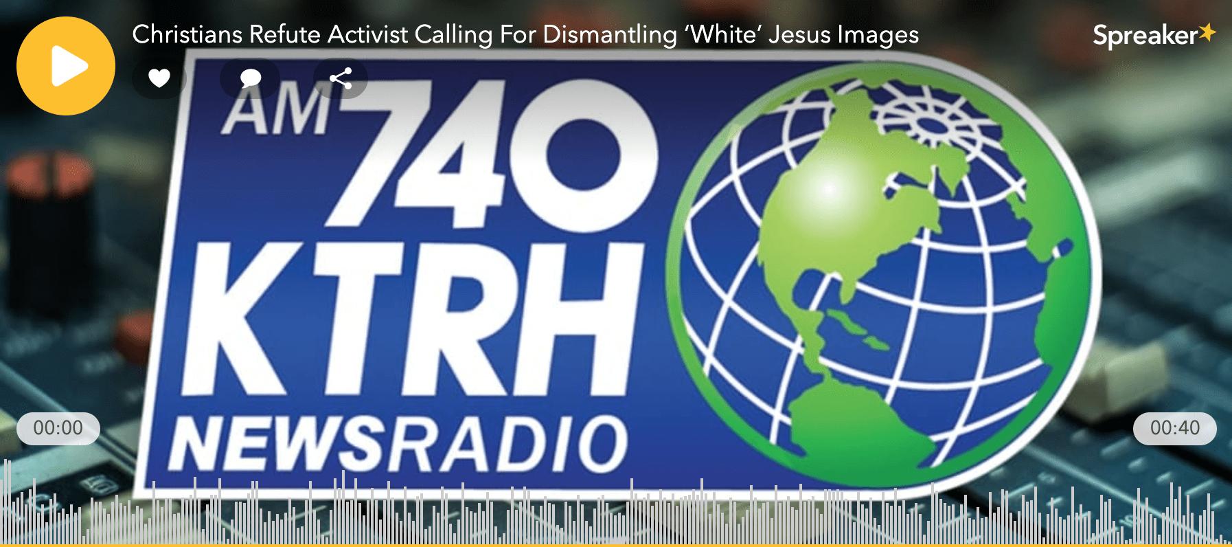 Christians Refute Activist Calling For Dismantling 'White' Jesus Images