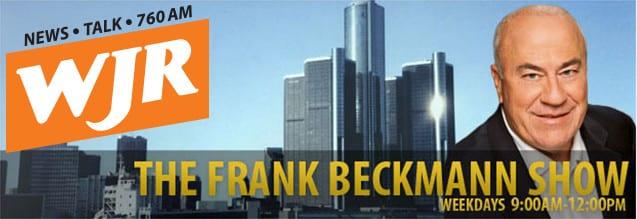 Detroit's Frank Beckman Interviews M.J. Reid