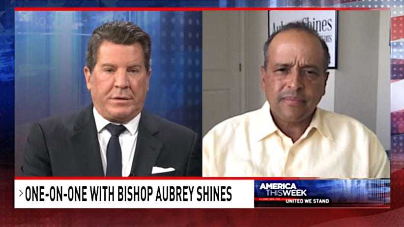 Bishop Aubrey Shines Joins Eric Bolling on America This Week