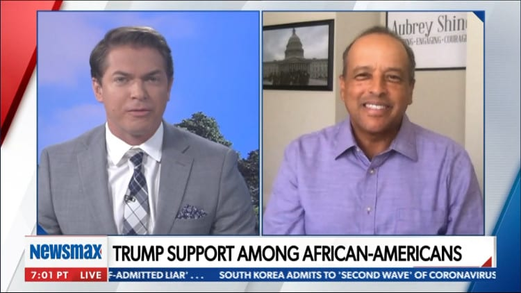 Bishop Aubrey Shines: President Trump's Support Among African-Americans