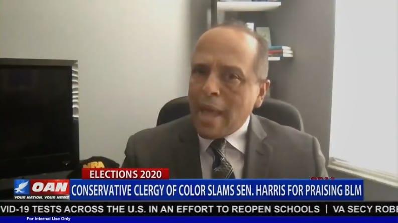 Conservative Clergy of Color Slams Kamala Harris Over Her Praise of Black Lives Matter